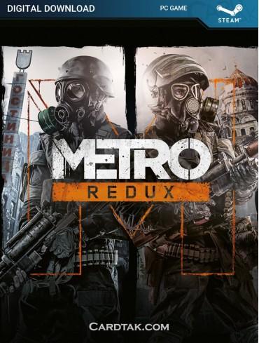 Metro Redux Bundle (Steam)