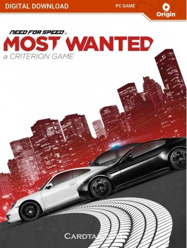 Need for Speed Most Wanted (Origin)