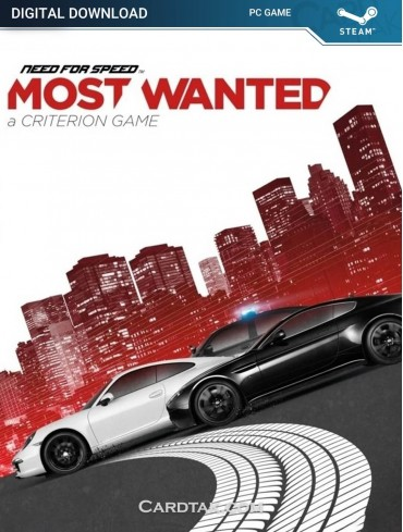 Need for Speed Most Wanted (Steam)