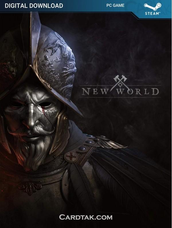 سی دی کی بازی New World Deluxe
