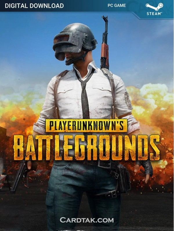 PlayerUnknown's Battlegrounds (Region Free)