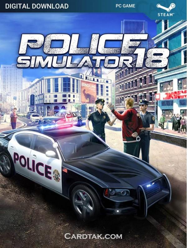 Police Simulator Patrol Duty (Region Free)