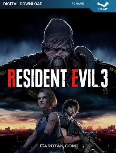 Resident Evil 3 (Steam)