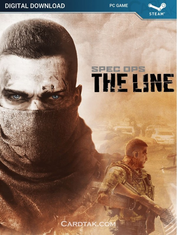 Spec Ops The Line (Region Free)