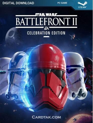 STAR WARS Battlefront 2 Celebration Edition (Steam)