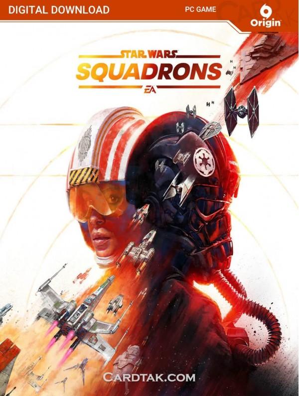 سی دی کی بازی Star Wars Squadrons تحت اوریجین