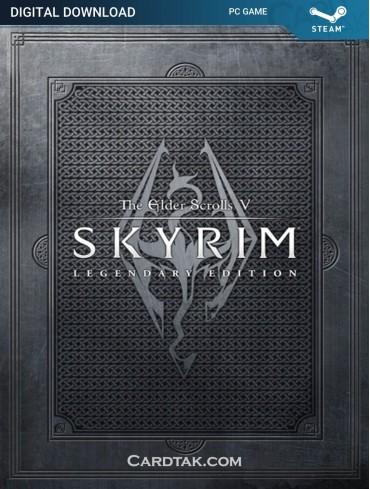 The Elder Scrolls V Skyrim Legendary Edition (Steam)