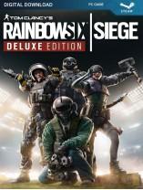 Tom Clancy's Rainbow Six Siege Deluxe Edition (Steam)