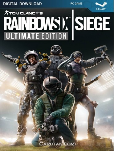 Tom Clancy's Rainbow Six Siege Ultimate Edition (Region Free)