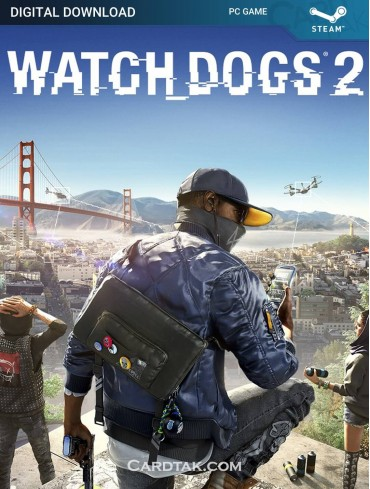 Watch Dogs 2 (Steam)