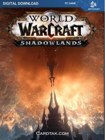 World of Warcraft Shadowland Epic (EU)