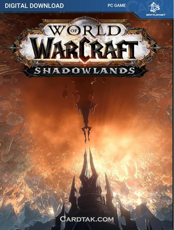World of Warcraft Shadowland Base (RU)