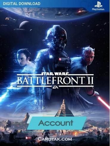 Star Wars Battlefront 2 (PS4/Acc)