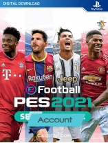 eFootball PES 2021 (PS4/Acc)