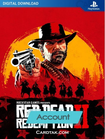 Red Dead Redemption 2 (PS4/Acc)