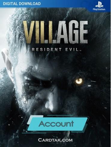 Resident Evil Village (PS4/Acc)