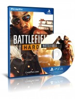 Battlefield Hardline (PS4/Disc)