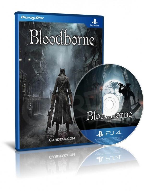 دیسک بازی Bloodborne PS4