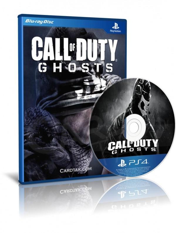 دیسک بازی Call of Duty Ghosts PS4