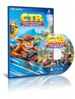 Crash Team Racing Nitro-Fueled (PS4/Disc)