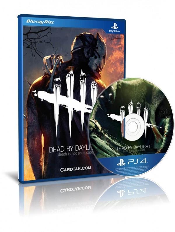 دیسک بازی Dead by Daylight PS4