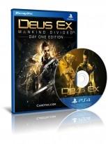 Deus Ex Mankind Divided (PS4/Disc)