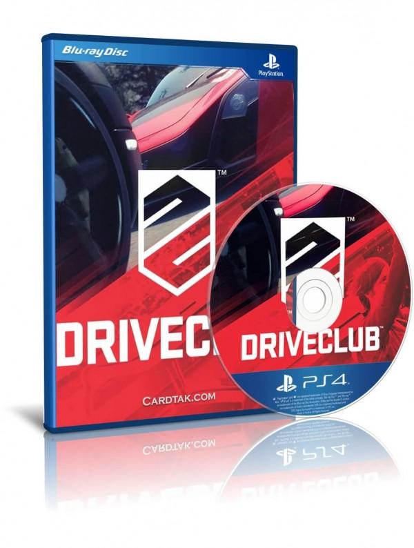دیسک بازی Driveclub PS4