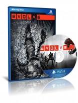 Evolve (PS4/Disc)