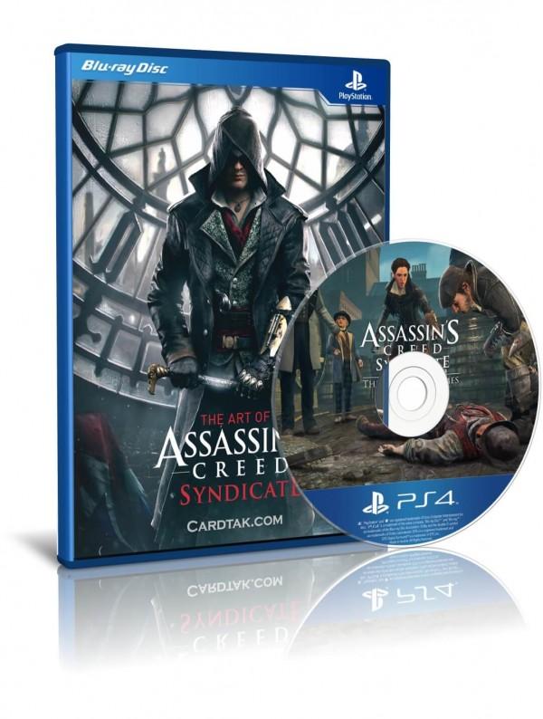 دیسک بازی Assassin's creed syndicate PS4