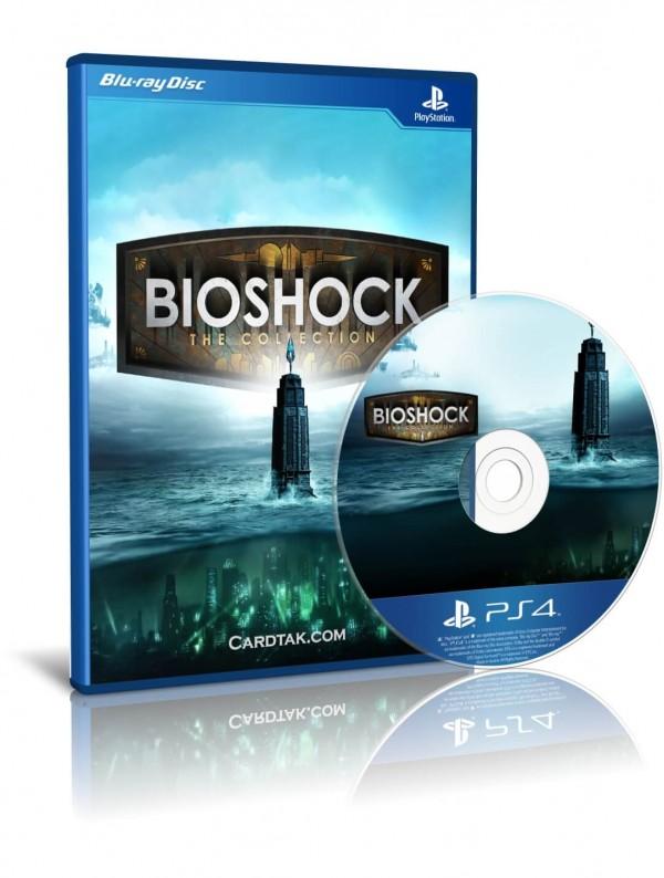 دیسک بازی BioShock The Collection PS4