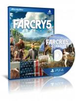 Far Cry 5 (PS4/Disc)