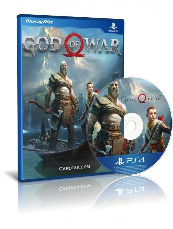 God Of War 4 (PS4/Disc)