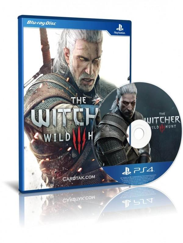 دیسک بازی The Witcher 3 Wild Hunt PS4