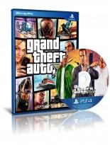 Grand Theft Auto V (PS4/Disc)