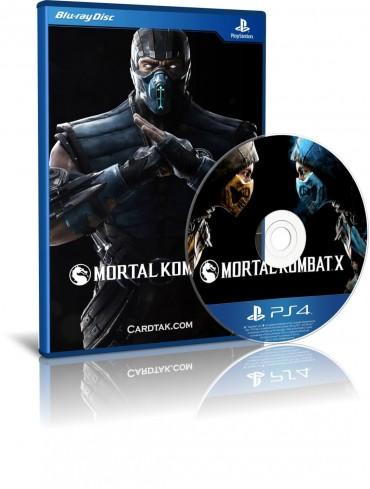 Mortal Kombat XL (PS4/Disc)