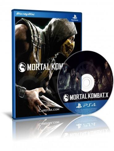 Mortal Kombat X (PS4/Disc)