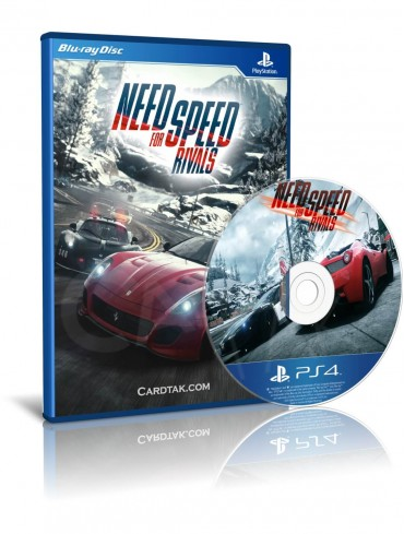 Need For Speed Rivals (PS4/Disc)