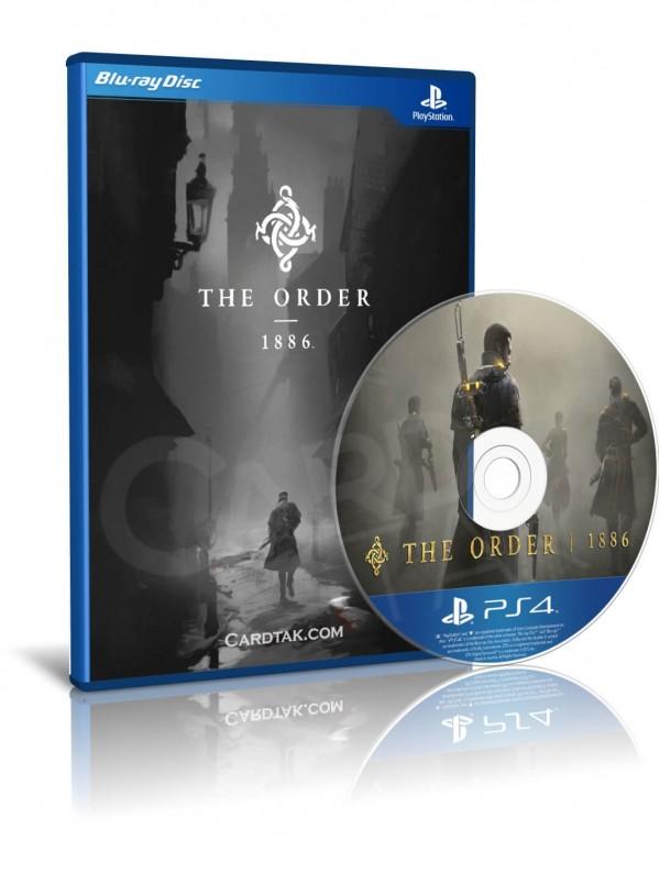 دیسک بازی The Order PS4