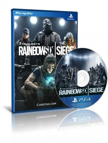Tom Clancy's Rainbow Six Siege (PS4/Disc)