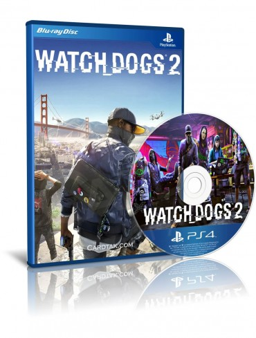 Watch Dogs 2 (PS4/Disc)