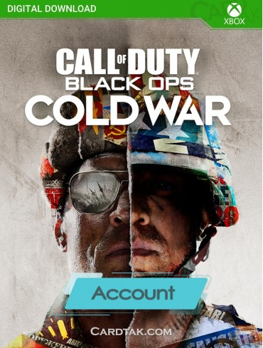 Call of Duty Black Ops Cold War (XBOX One/Acc)