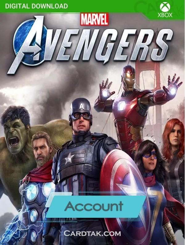 اکانت بازی Marvel's Avengers XBOX One (هوم/عادی/آفلاین)