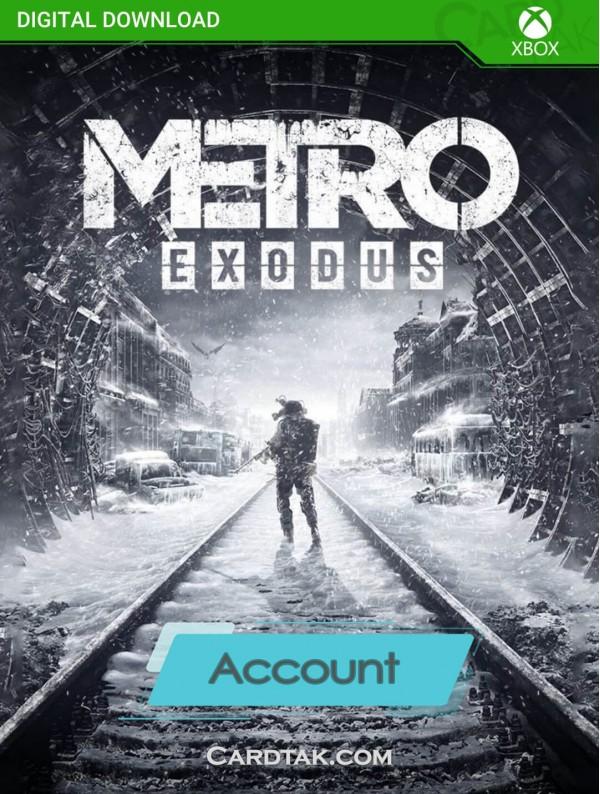 اکانت بازی Metro Exodus XBOX One (هوم/عادی/آفلاین)