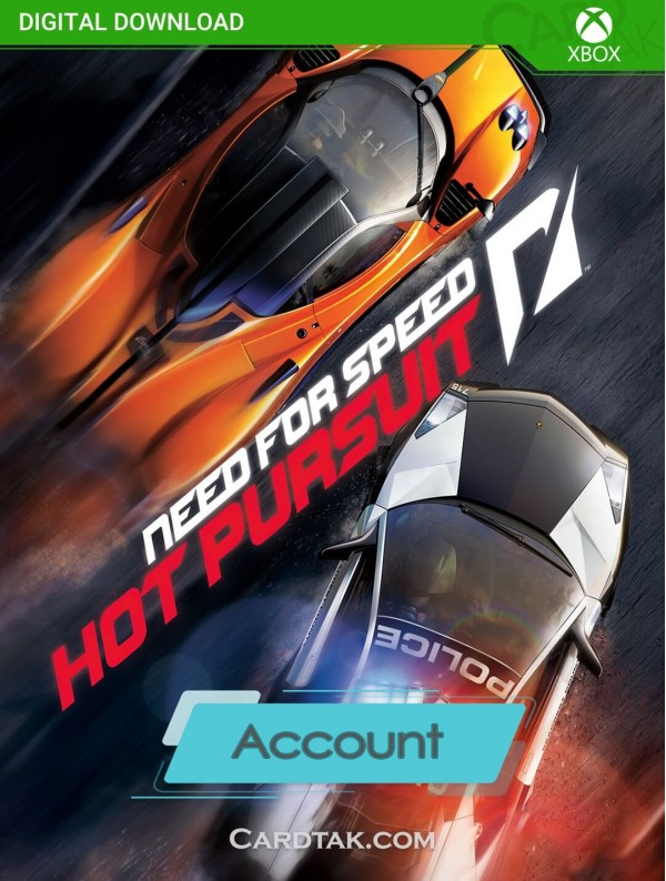 اکانت بازی Need for Speed Hot Pursuit XBOX One (هوم/عادی/آفلاین)