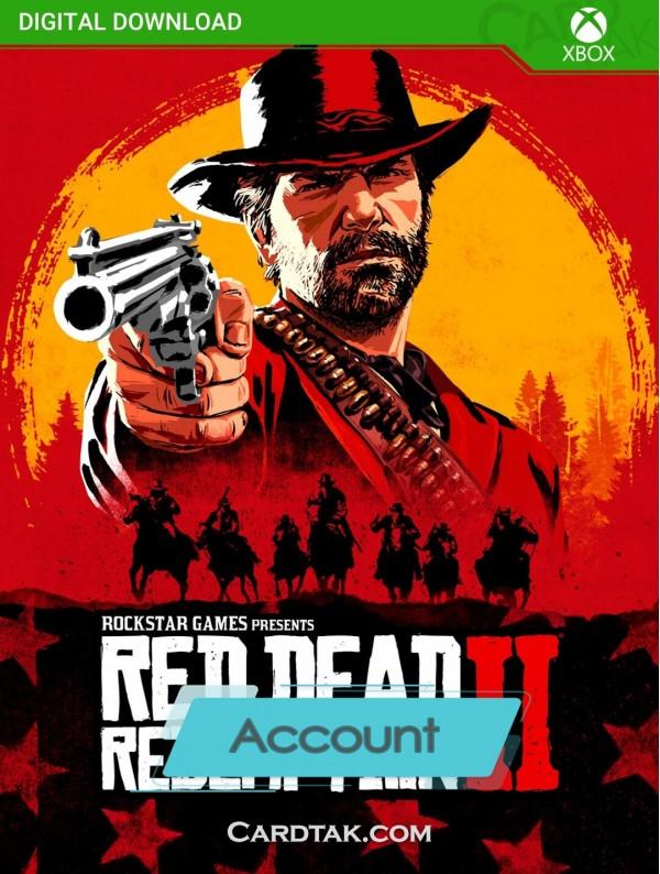 اکانت بازی Red Dead Redemption 2 XBOX One (هوم/عادی/آفلاین)