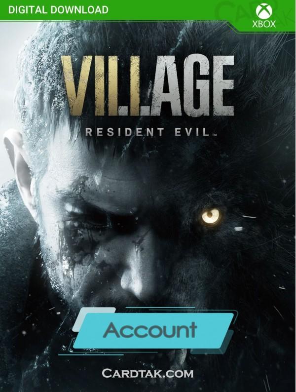 اکانت بازی Resident Evil Village XBOX One (هوم/عادی/آفلاین)