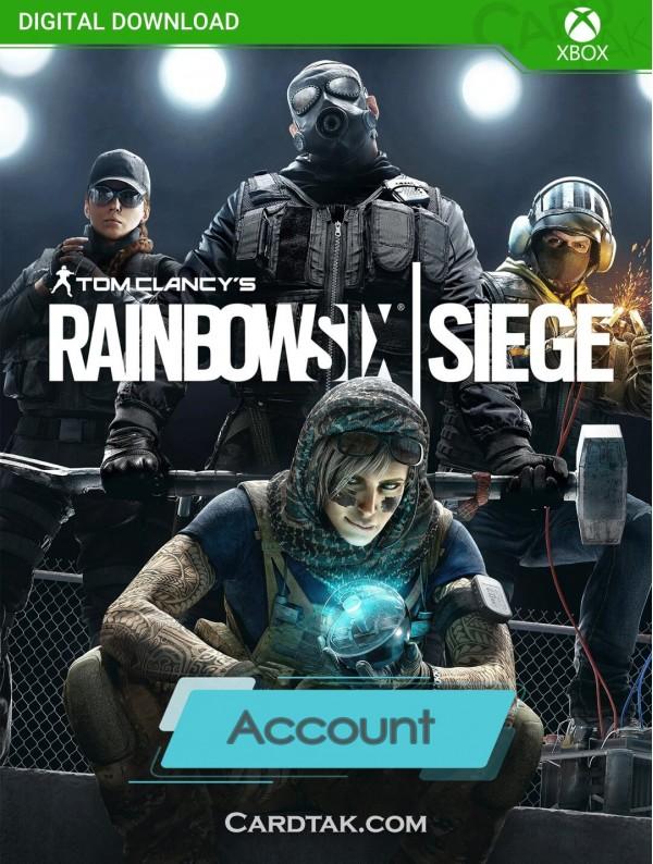 اکانت بازی Tom Clancy's Rainbow Six Siege XBOX One (هوم/عادی/آفلاین)