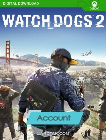 Watch Dogs 2 (XBOX One/Acc)