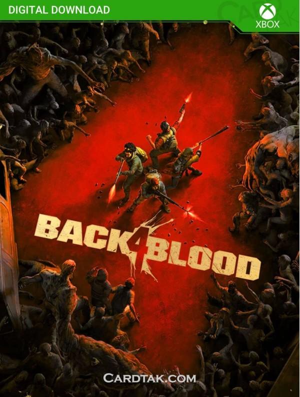 Back 4 Blood Standard Edition (XBOX One/Series/Global) CD-Key