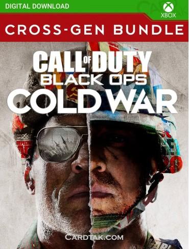 Call of Duty Black Ops Cold War Cross-Gen Bundle (XBOX One/Global)